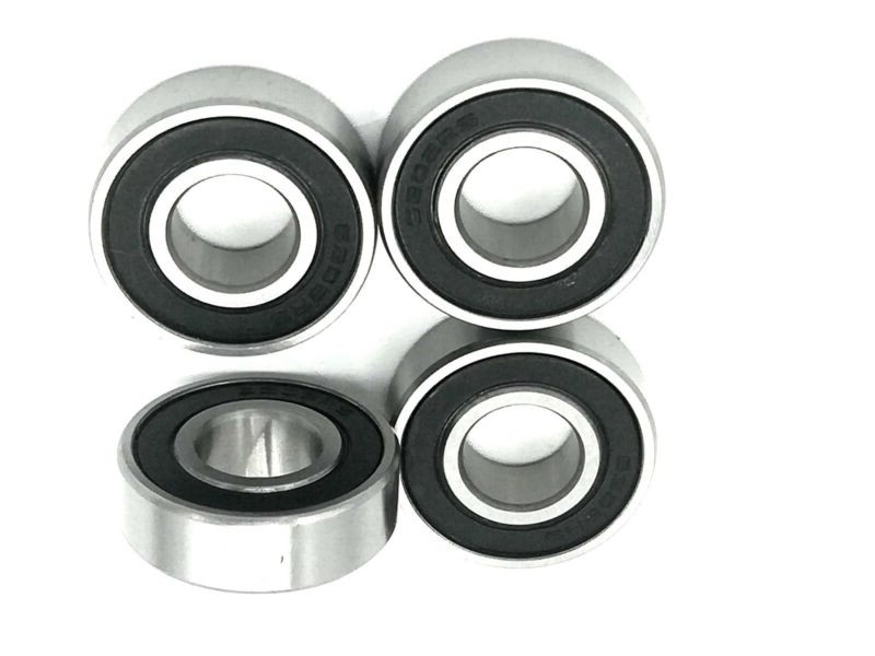 6000 2RS 6000zz 6001 6002 6003 6004 6005 6006 6007 6008 6009 6010 6011 Bearings and 10*26*8mm Ball Bearings for Motor